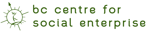BC Centre for Social Enterprise Retina Logo